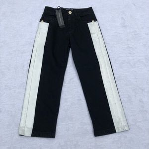 YOUNG VERSACE**Black Denim Jeans**Age 6 $415